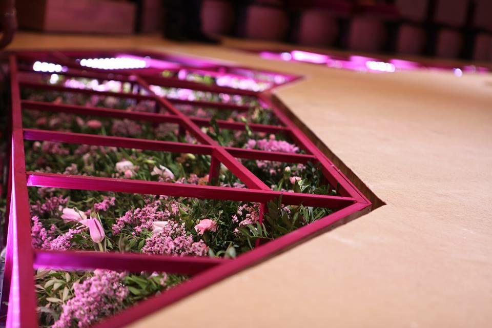 Большой Театр. Цветы