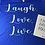 Thumbnail: Laugh.Love.Live. 2XL-3XL