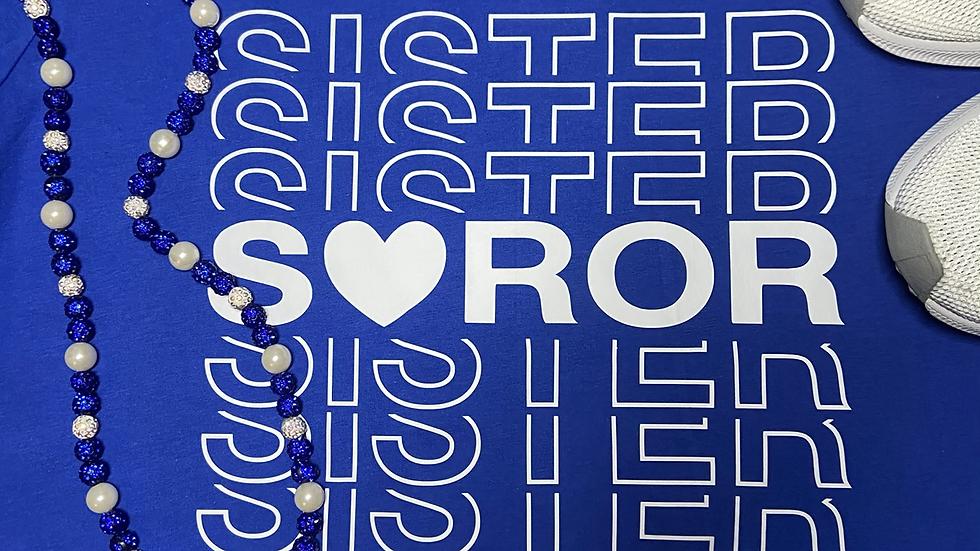 2XL-4XL Sister/Soror