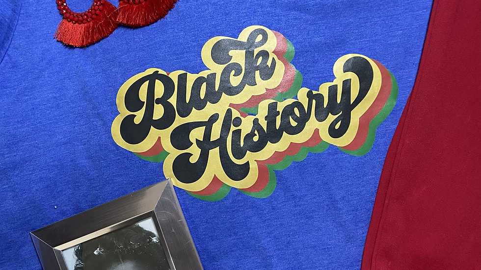 2XL-4XL Black History