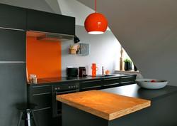 Küche Privatwohnung