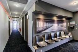 Eingangsbereich Boardinghouse