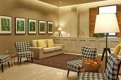 Gestaltung Aufenthaltsbereich Hotel
