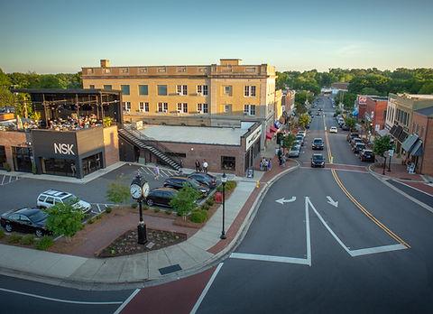 Southwest - Belmont - From Community Sur