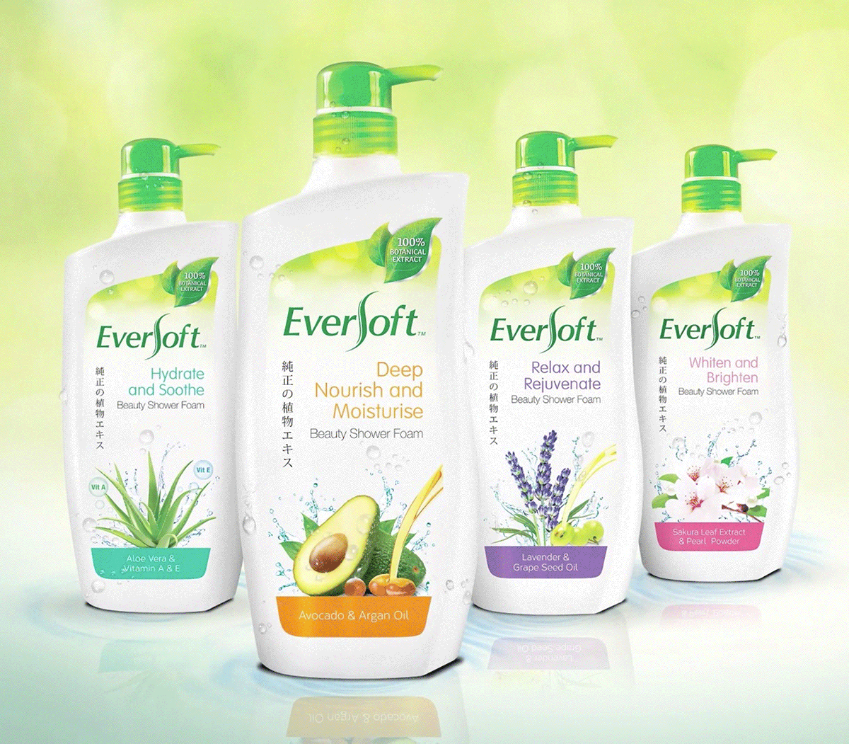 Eversoft new packaging
