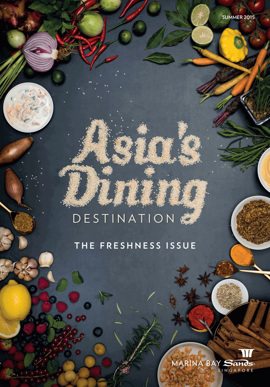 Asia Dining Destination