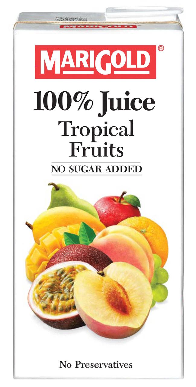 100% juices