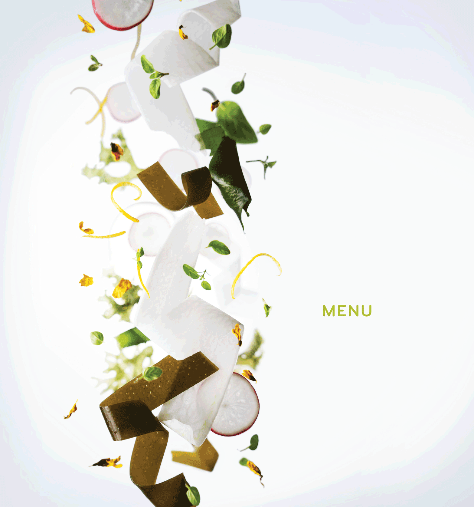 Element restaurant menu