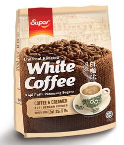 Super white coffee