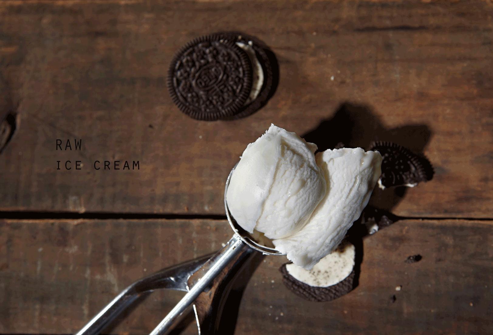 O ice cream