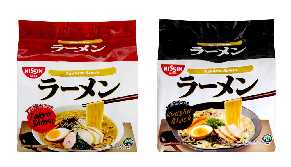 Nissin Instant Noodle