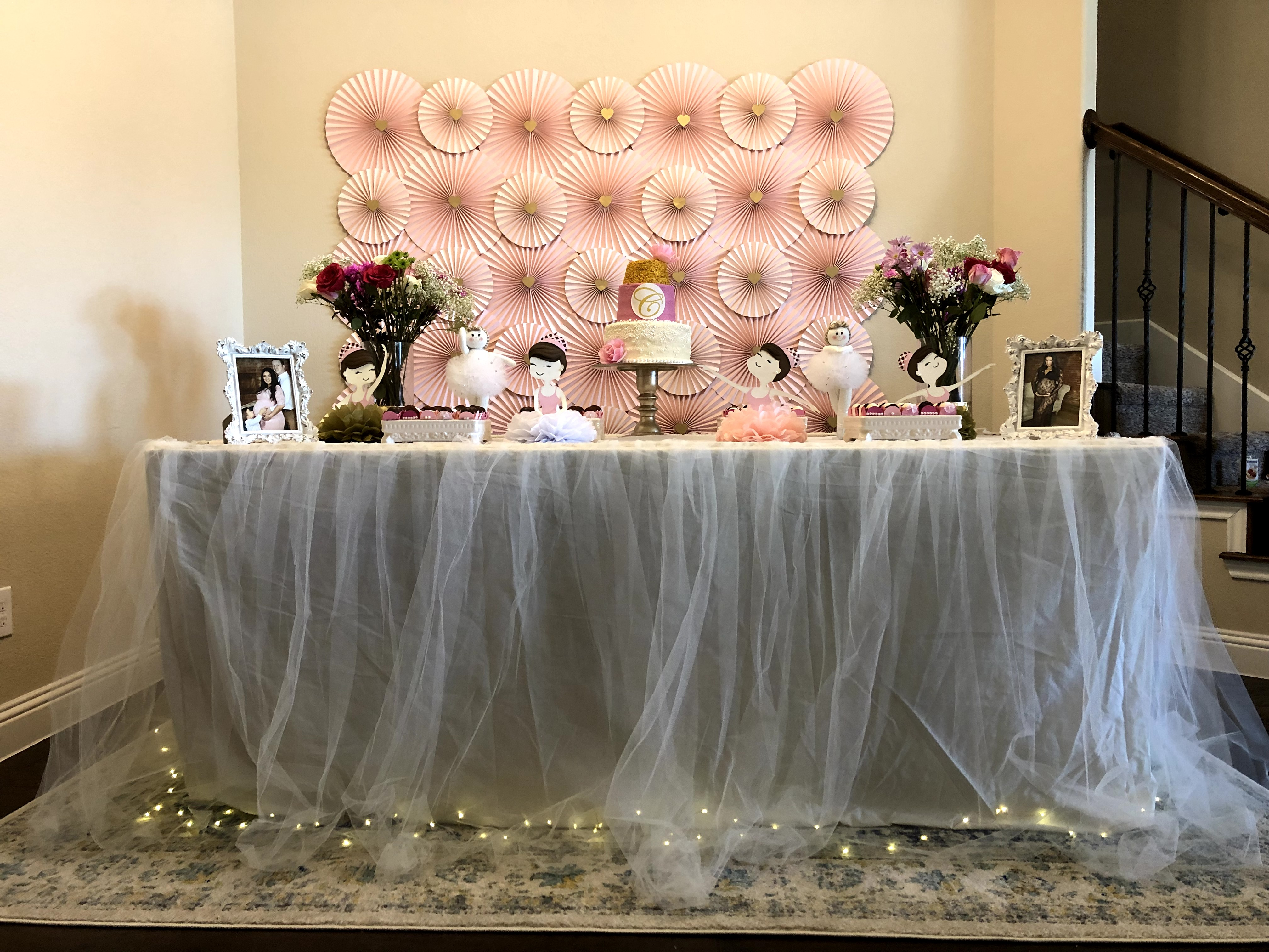 Baby Shower by Mom to be