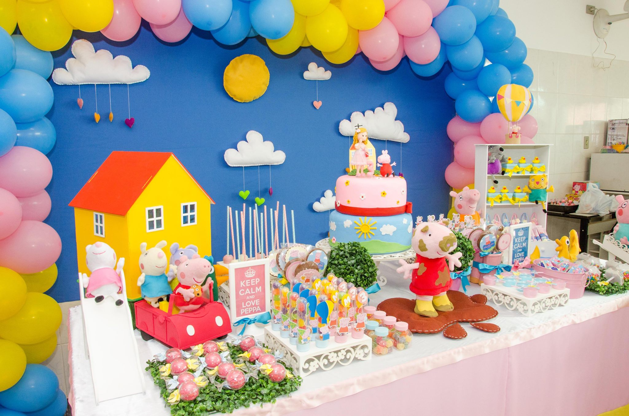 Kids B-day: Peppa Pig - Brazil