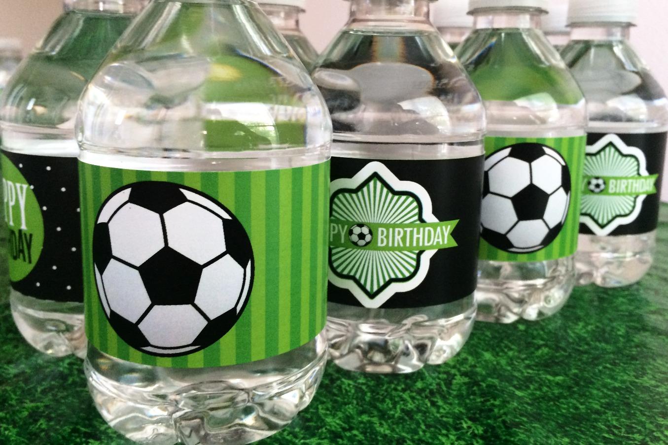 Adult Birthday: Soccer - Tx