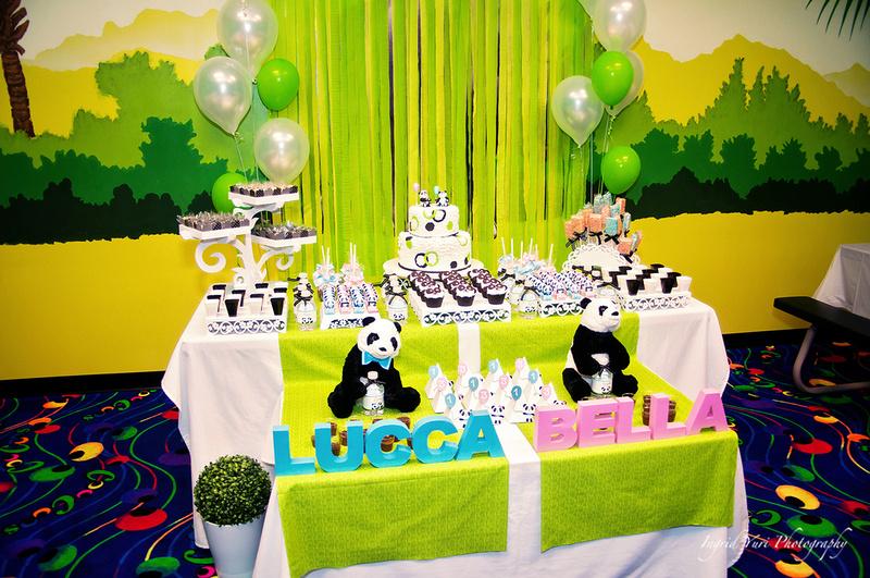 Kids B-day: Pandas