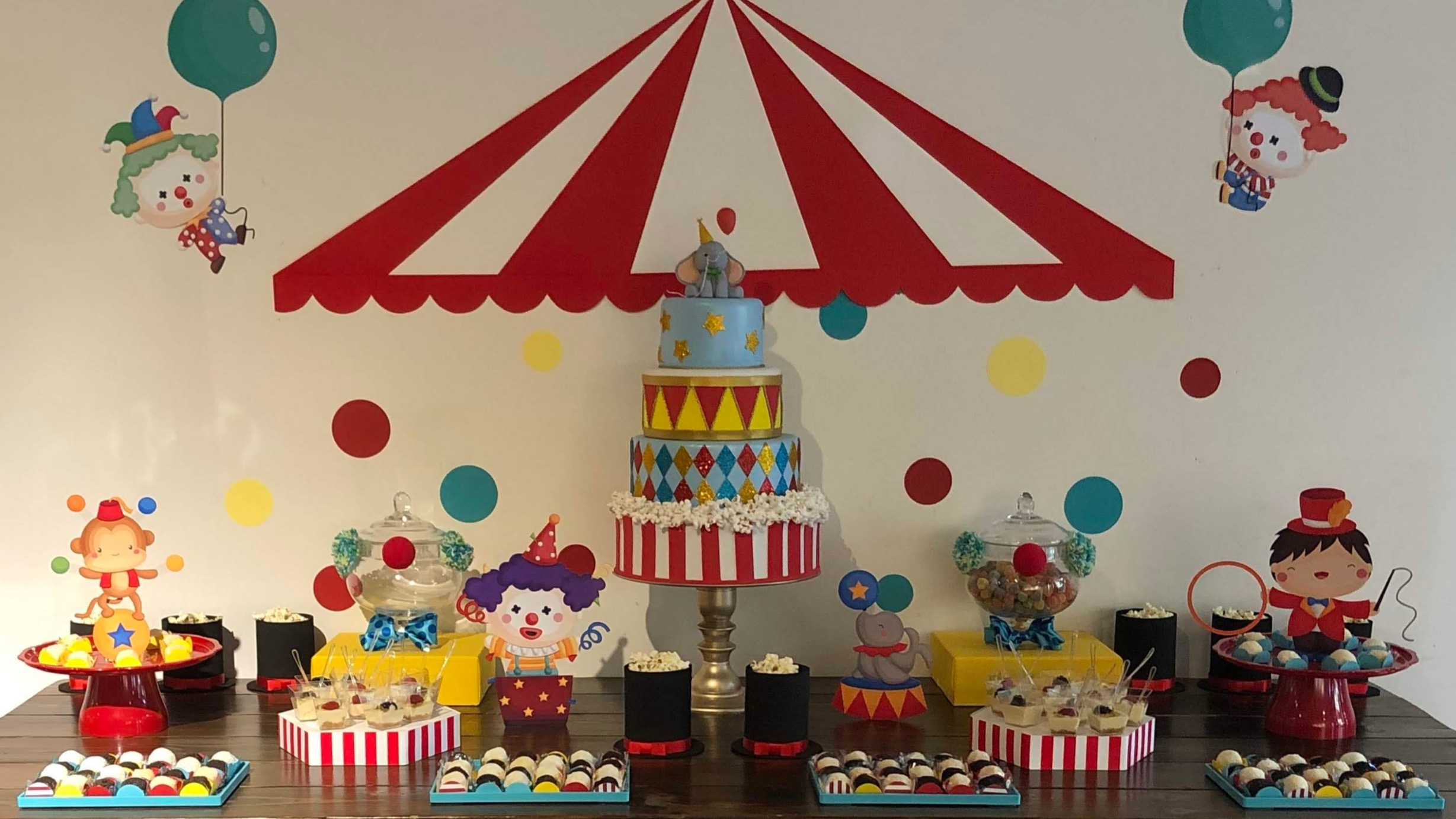 B-day Kids: Circus - Tx