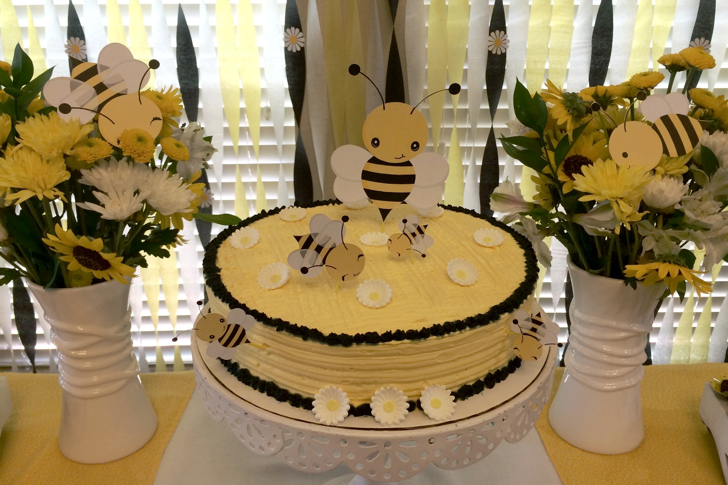 Baby Shower - Bees - Tx
