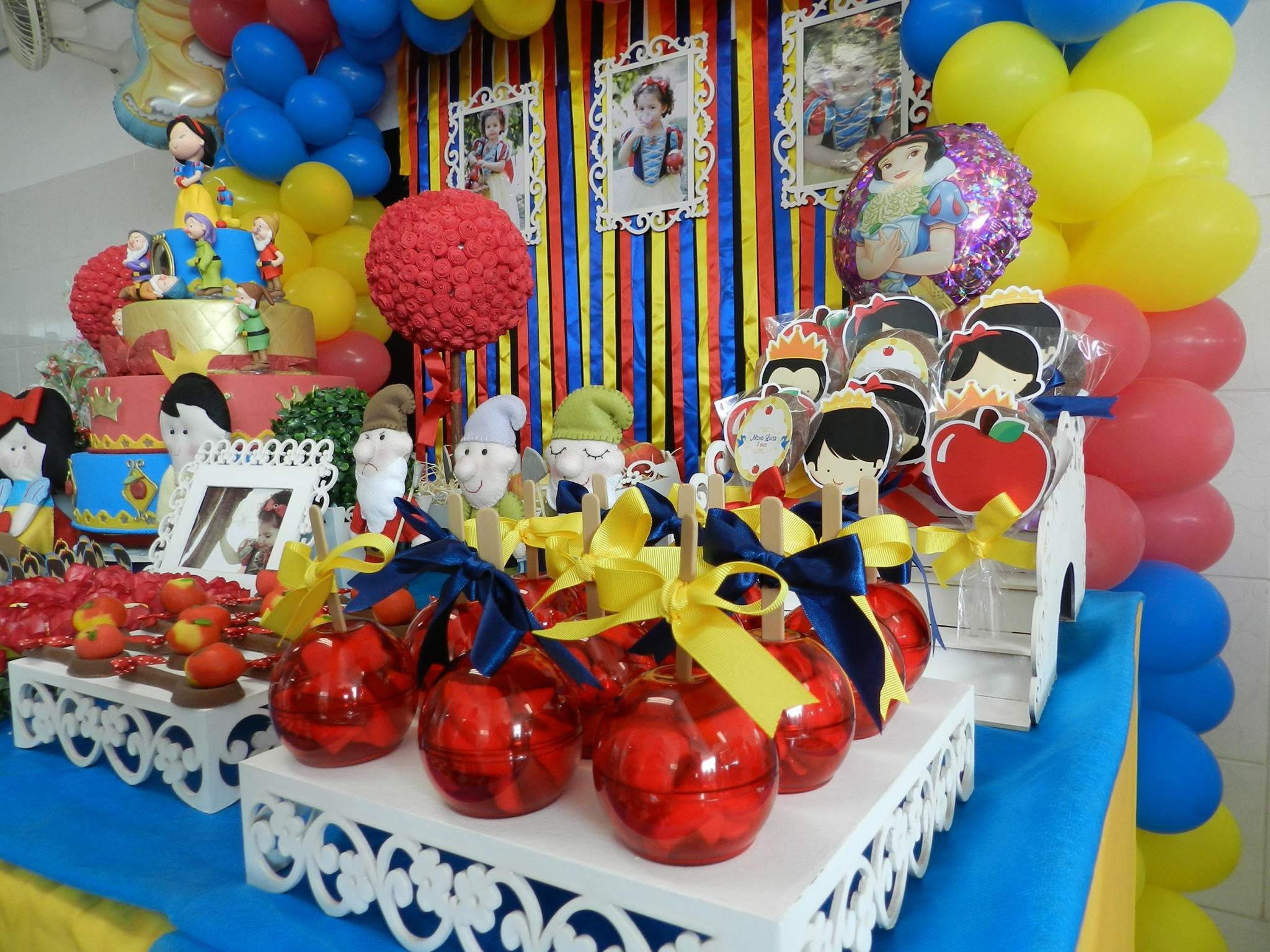 Kids B-day: Snow White - Brazil
