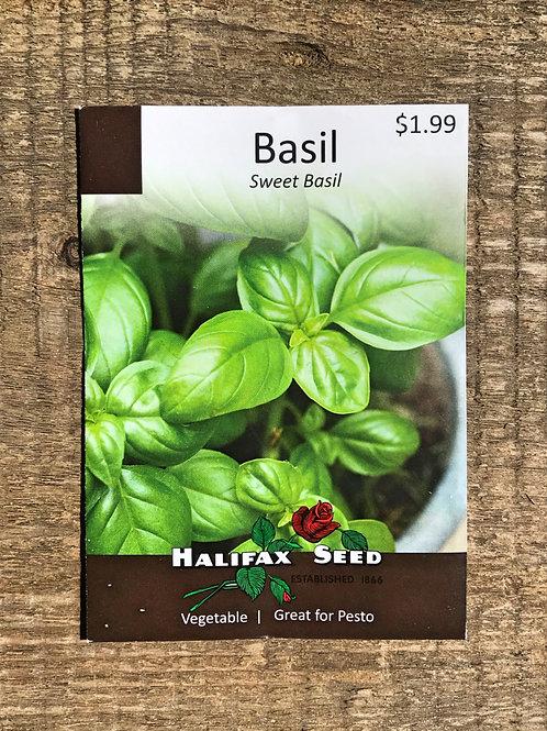 Semences de Basilic