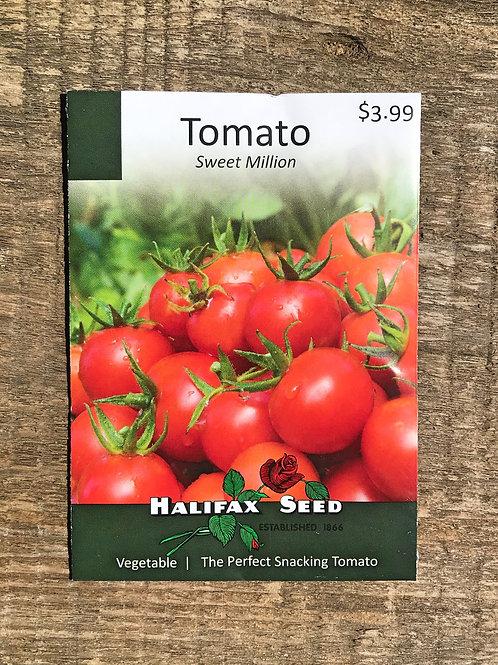 Tomates cerises Sweet Million