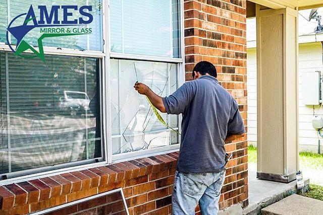 Replacing broken windows has been the fo
