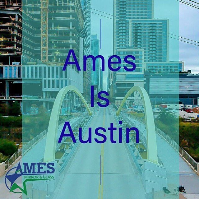 Since 1985 Ames has been turning Austin'