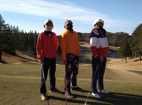 DiveAwardゴルフコンペ in グランドスラム