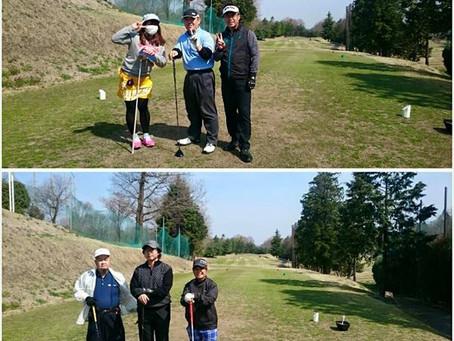 第21回DiveAward杯ゴルフコンペ 2017年4月15日