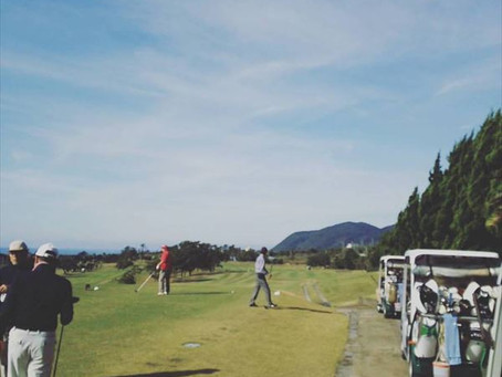 2016年11月20日ゴルフコンペ