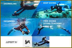 DiveAward水中スクーター