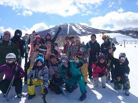 安比高原スキーツアー 2017年3月11日~12日