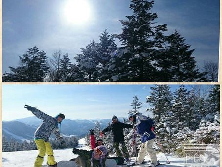 SKY&SNOW BOAD TOUR