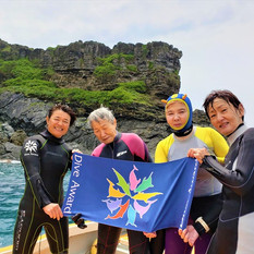 DiveAward沖永良部ツアー2021年6月3日~6日