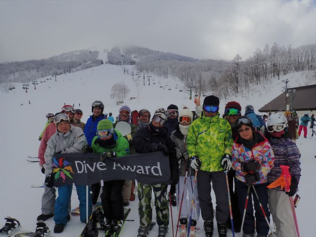 斑尾高原スキーツアーへ行ってきました