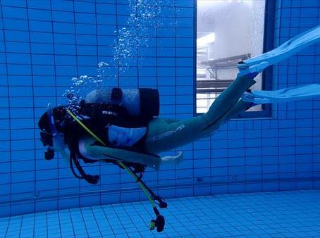 ダイビングスキルアップ講習へ行ってきました