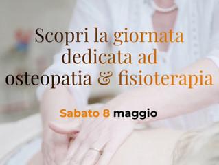 Giornata dedicata ad osteopatia e fisioterapia