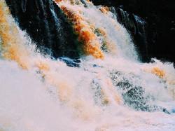 Dramatic waterfalls in Minnesota #waterf