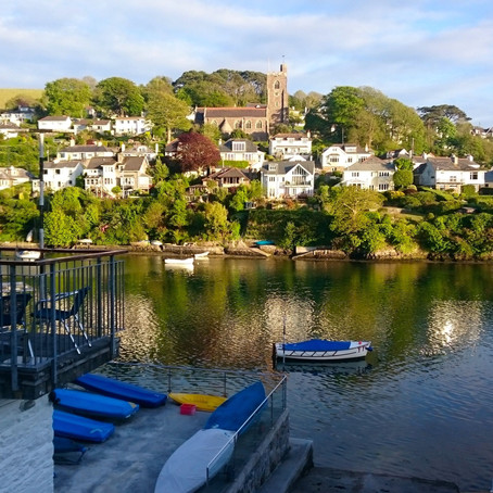 Sailing the south Coast - Dartmouth to Yealm.
