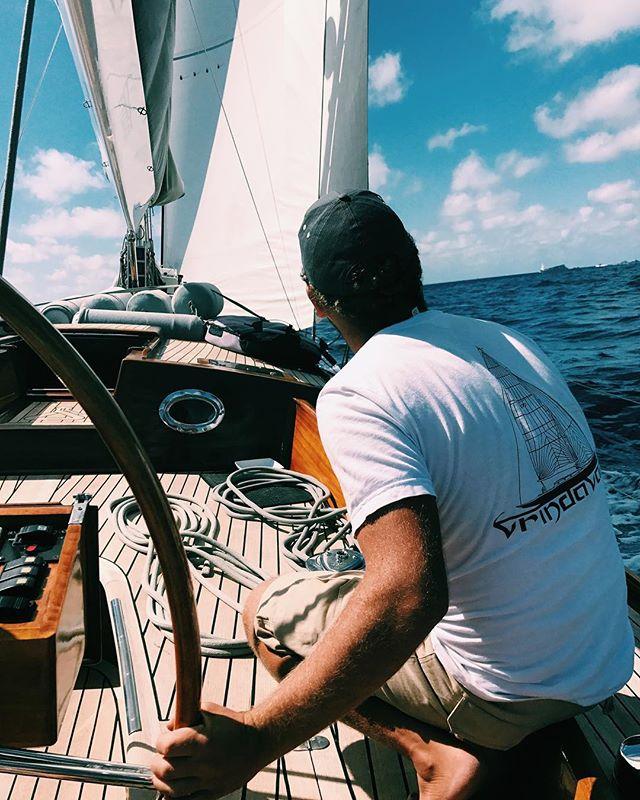 ⛵️#picturethis #sailing #mediterranean #