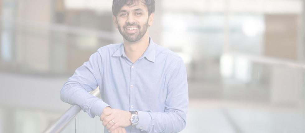 Welcoming Gautam as Academic Partner
