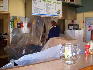 Restaurant Kitchen Hood Cleaning Steamed