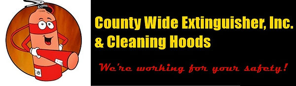 County Wide Extinguisher Fire Protection Hood Cleaning Suppression Inspection Wisconsin