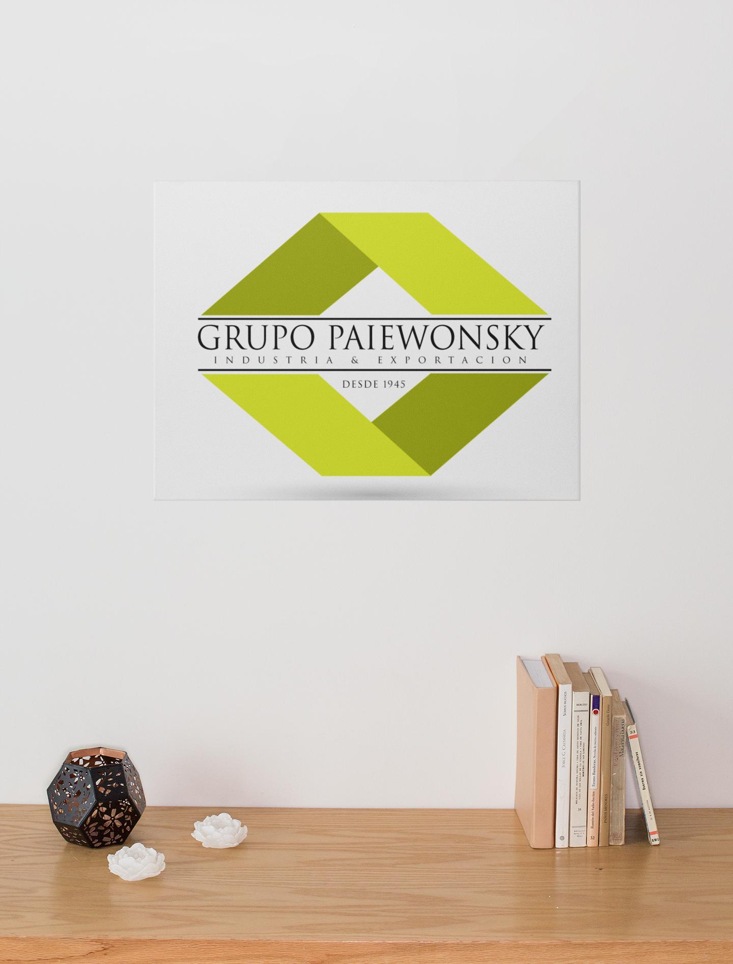 Logotipo - GRUPO PAIEWINSKY, S.A
