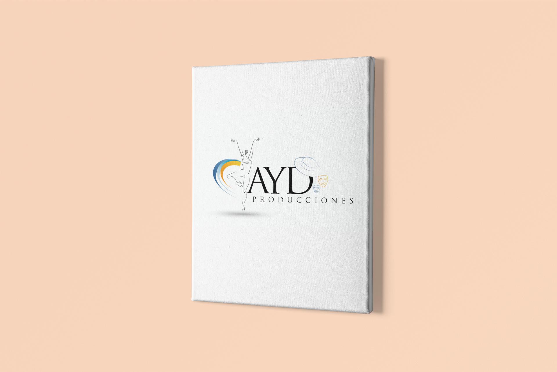 Logotipo - AYD Producciones, Srl