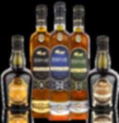 Debonaire Fine Aged Rum
