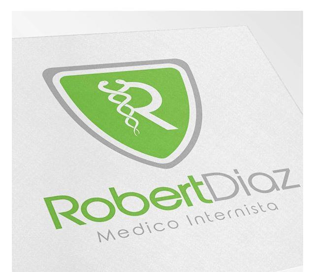 Diseño Logotipo - Dr. Robert Diaz