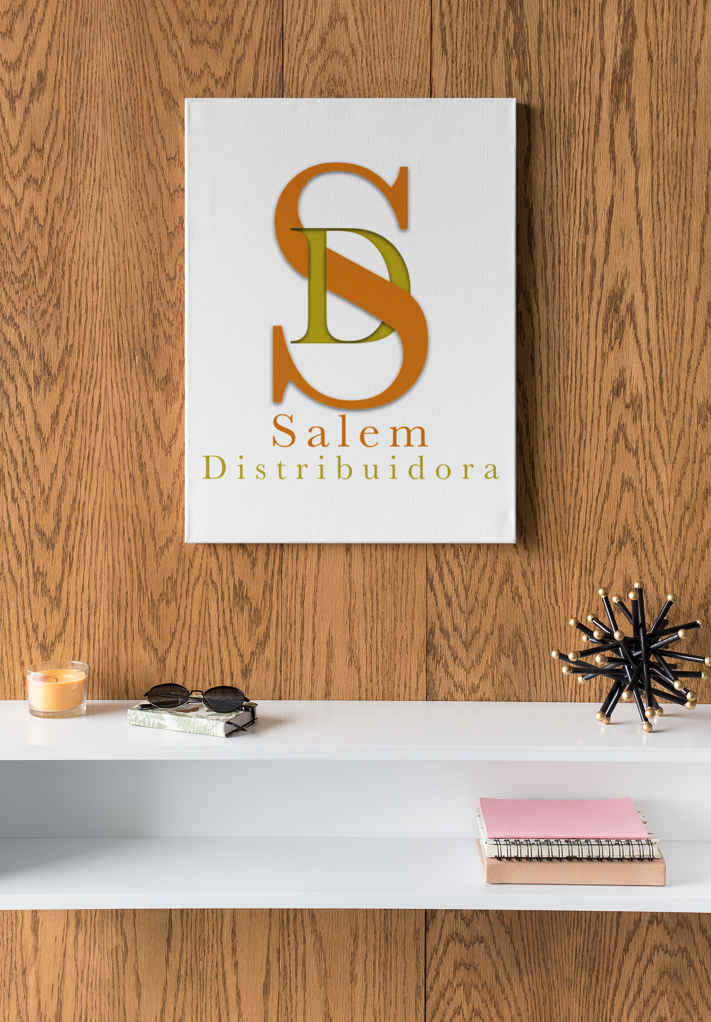Logotipo - Salem SAS