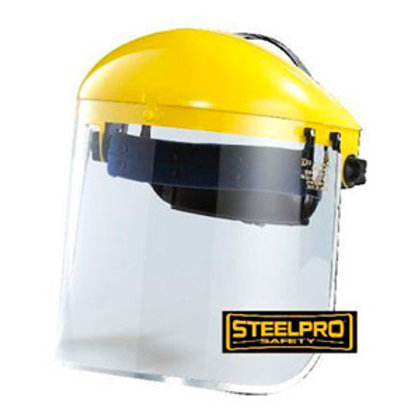 Careta de Esmerilar Steelpro