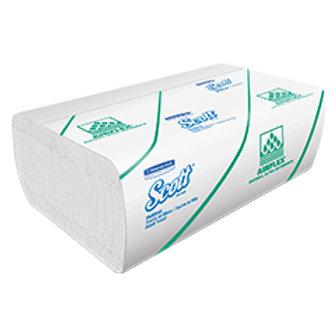 Papel toalla Airflex Scott multifolder x 175 hojas de 28gr.