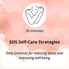 Self Care Training